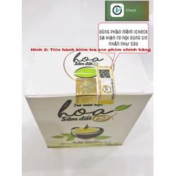 trà giảm cân hoa sâm đất hàng cty sỉ số lượng 5 10 20 50 100