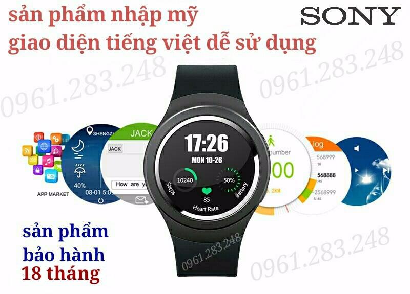 điện thoại đồng hồ hàng nhập MỸ cực đẹp mã FS-18 7