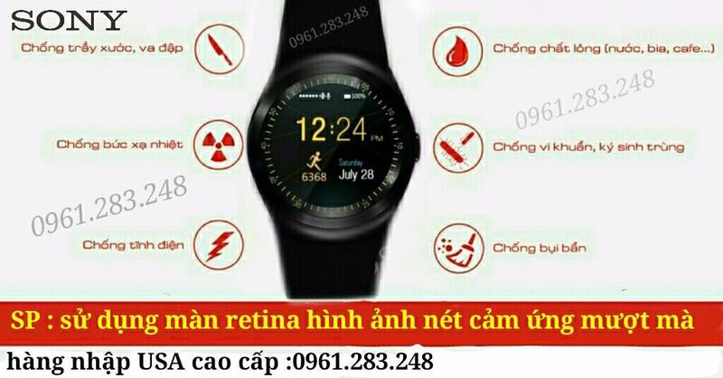 điện thoại đồng hồ hàng nhập MỸ cực đẹp mã FS-18 6