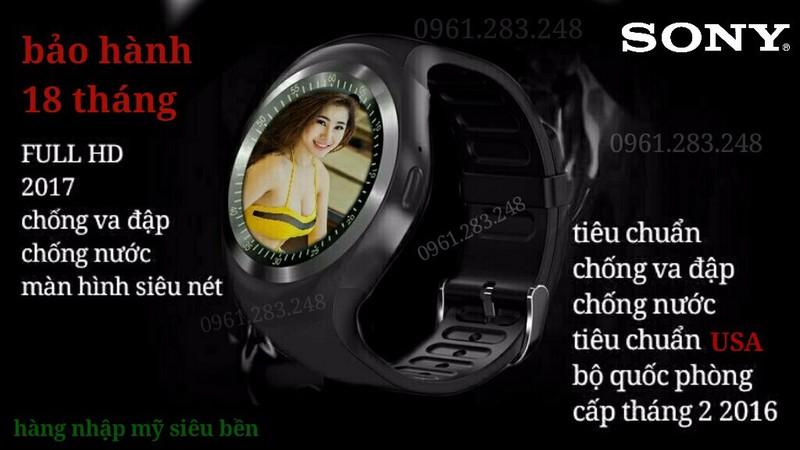 điện thoại đồng hồ hàng nhập MỸ cực đẹp mã FS-18 4