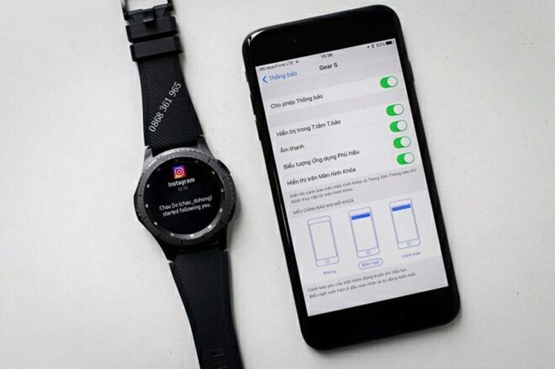 điện thoại đồng hồ hàng nhập MỸ cực đẹp mã FS-18 2