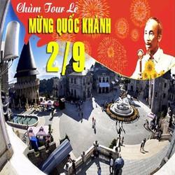 Tour du lịch Đà Nẵng - Huế 5 ngày 4 đêm lễ Quốc Khánh