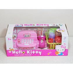 Hộp quà tặng đồ chơi máy bán hàng siêu thị cho bé gái