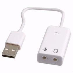USB SOUND  7.1 APPLE