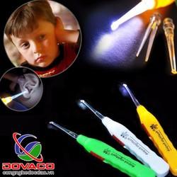 Com bo 4 Dụng cụ Lấy ráy tai phát sáng