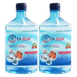 Dung dịch khử trùng DrECA chăm sóc răng miệng
