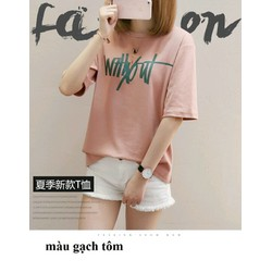 áo thun cotton teen hl5