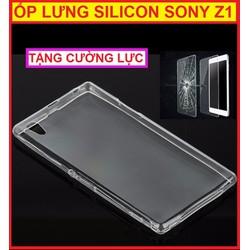 ỐP LƯNG SILICON Z1