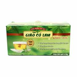 Giảo Cổ Lam Tâm Sen