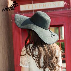 Mũ nón cói rộng vành đi biển, nón rộng vành siêu sang trọng