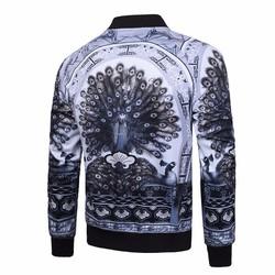 áo khoác nam hình con cong Mã: NK1047
