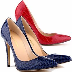 Giày nữ cao gót dáng vẻ đôi chân sang trọng - 163