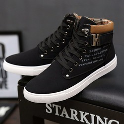Giày boots nam