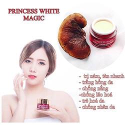 KEM TRỊ NÁM SÁNG DA PRINCESS WHITE MAGIC