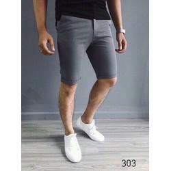 Quần short kaki nam 3 màu mới cực sang kiểu dáng đơn giản năng động