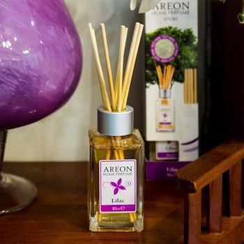 Tinh dầu thơm phòng Areon Home Lilac Perfume, hương hoa tử đinh hương