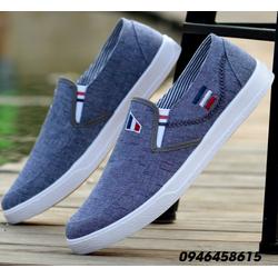 giày nam thời trang, giày lười  JEAN SPORT Hàn quốc mới HNN288