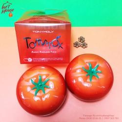 Mặt nạ cà chua Tonymoly - Tomatox Magic White Massage Pack 80g