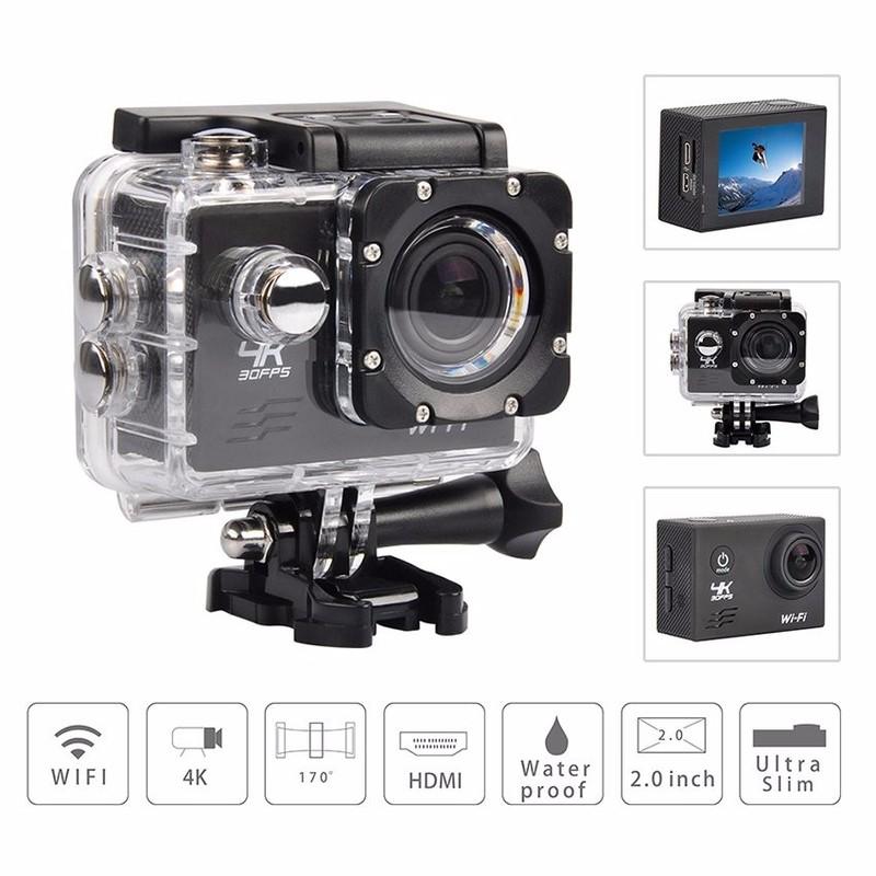 Camera hành trình đi phượt 4k Ultra HD 1