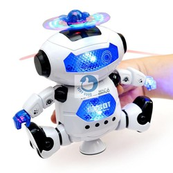 Đồ chơi Robot thông minh khiêu vũ