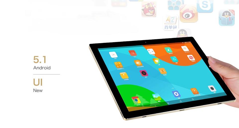 máy tính bảng Teclast Tbook 10 S Windows 10 + Android 5.1 8