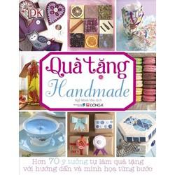 SÁCH DẠY LÀM HANDMADE Quà Tặng Handmade