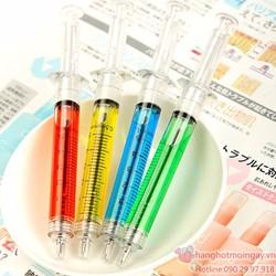Bút Bi Ống Chích