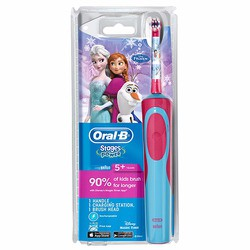 Bàn chải răng máy Oral-B Stages Power, Disney Frozen