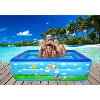 Bể bơi phao Bể bơi phao - Bể bơi phao-BBP004XD thumbnail