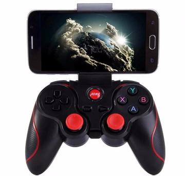 Tay cầm chơi game bluetooth TERIOS cho điện thoại,laptop, ipad, tivi 1