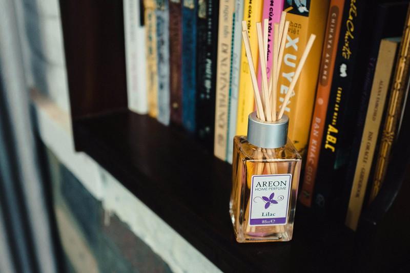 Tinh dầu thơm phòng Areon Home Lilac Perfume, hương hoa tử đinh hương 5