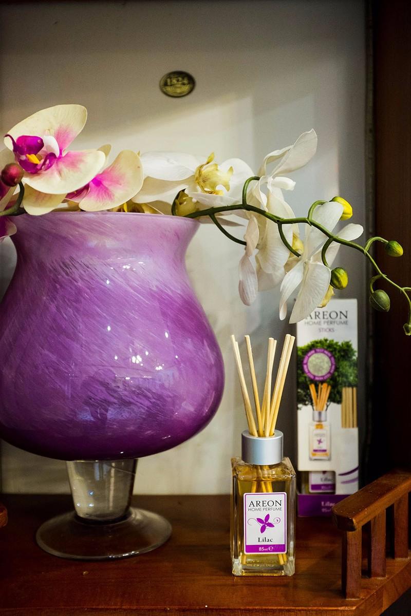 Tinh dầu thơm phòng Areon Home Lilac Perfume, hương hoa tử đinh hương 4