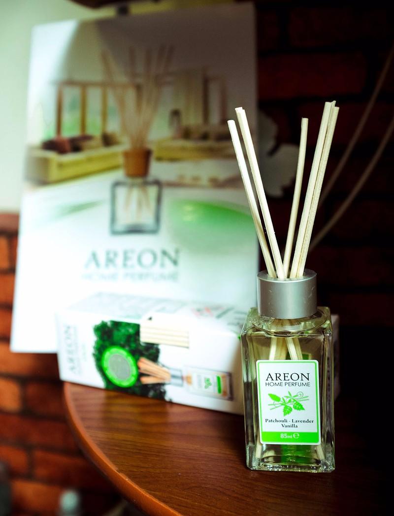 Tinh dầu thơm phòng Areon Home Patchouli Lavender Vanilla Perfume 2