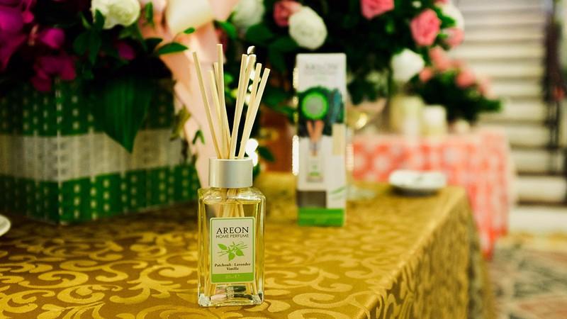 Tinh dầu thơm phòng Areon Home Patchouli Lavender Vanilla Perfume 6
