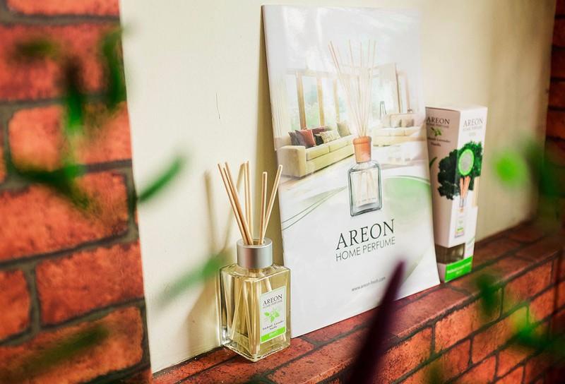 Tinh dầu thơm phòng Areon Home Patchouli Lavender Vanilla Perfume 4
