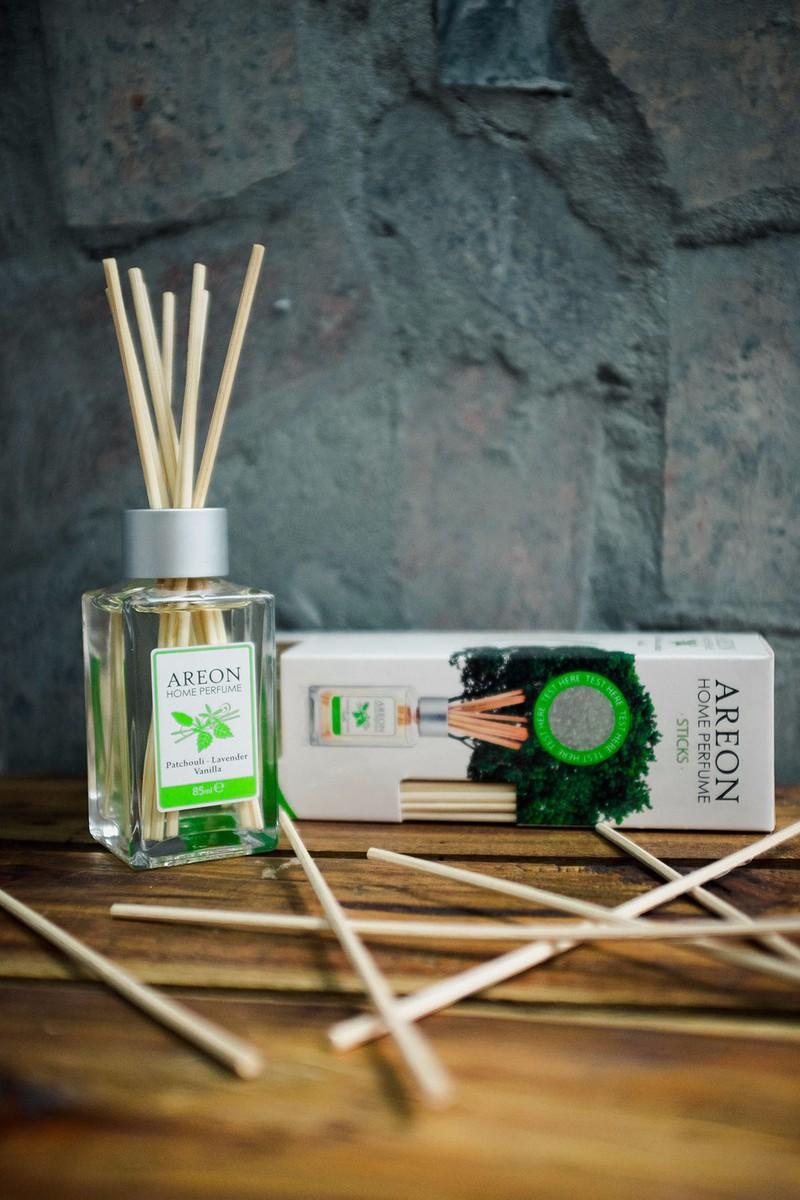 Tinh dầu thơm phòng Areon Home Patchouli Lavender Vanilla Perfume 5
