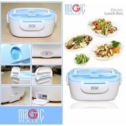 Hộp cơm điện hâm nóng thức ăn ruột INOX