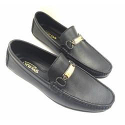 Giày lười nam da thật kiểu dáng mới AD6611D