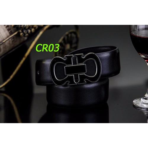 Thắt lưng da nam cao cấp CR03D