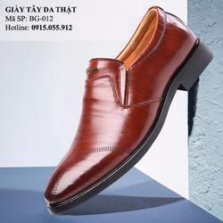 Giày tây da thật - Sang trọng, đẳng cấp