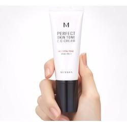 Kem Nền M Perfect Skin Tone CC Cream SPF30