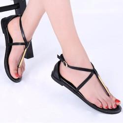 Giày sandal nữ cá tính nhưng không kém phần sang trọng - 124