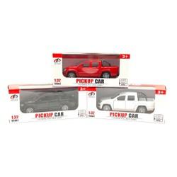 Xe bán tải mô hình sắt mở cửa tỉ lệ 1:32 - 987-38