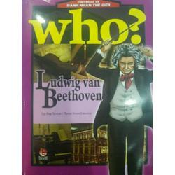 Who Ludvig van Beethoven