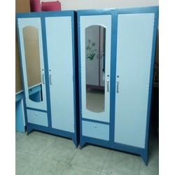 tủ săt quần áo free ship giá rẻ LH: 01696399906