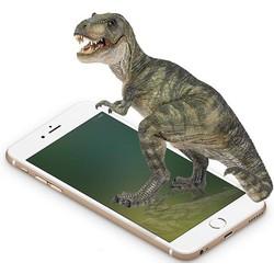 Bộ thẻ sách 3D kỷ nguyên khủng long
