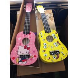 Đàn ukulele hình cực xinh