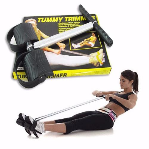 Bộ 2 dây kéo tập lưng bụng Tummy Trimmer