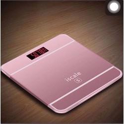 Cân điện tử kiểu dáng iphone Màn hình LCD ISCALE S