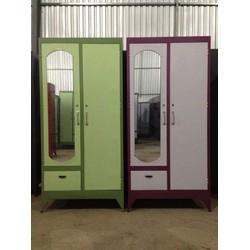 tủ sắt quần áo free ship giá rẻ LH: 01696399906